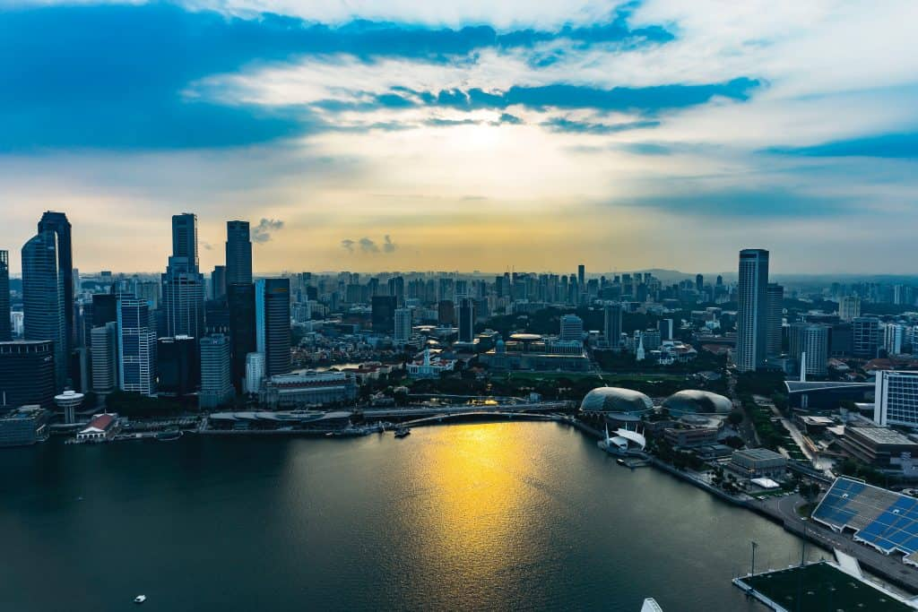 bolsas para PhD Singapura SINGA