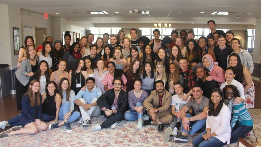 bolsa para jovens empreendedores EUA global engagement summit