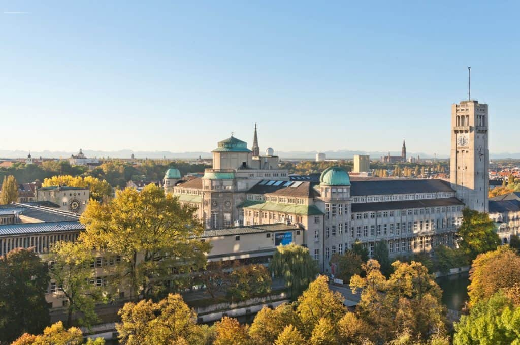 Bolsa para residência em pesquisa no Deutsches Museum na Alemanha