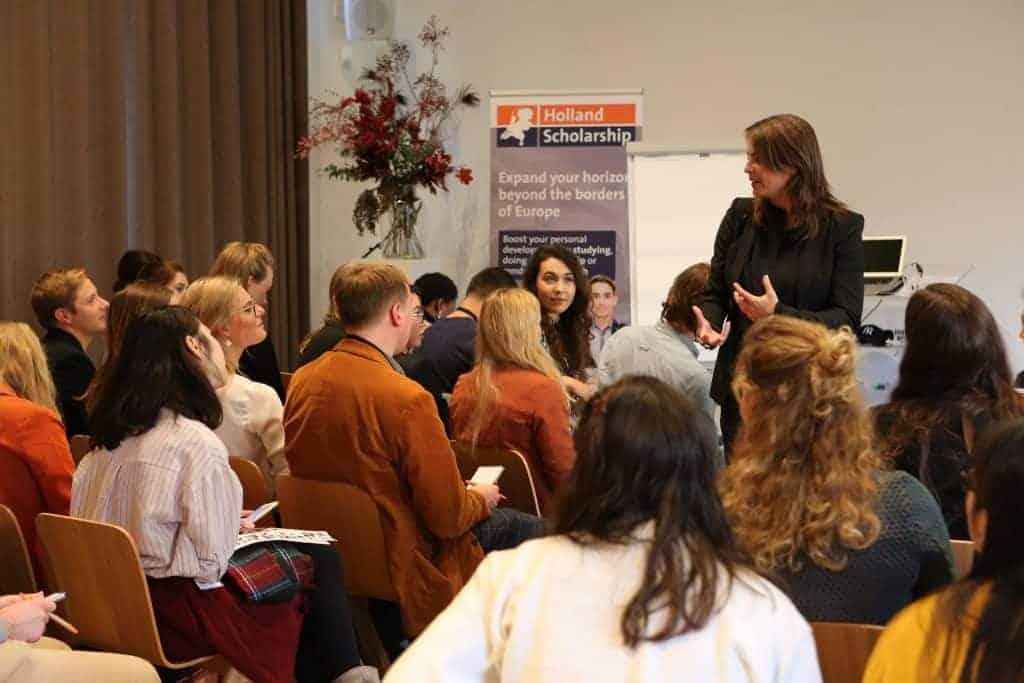 estudar na holanda holland scholarship