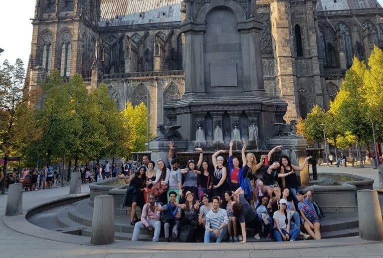 mestrado em dança no exterior choreomundus