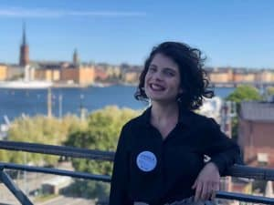 Gabriela martini bolsa swedish institute SISGP mestrado na suecia