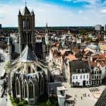 bolsas estudar em Gent Bélgica