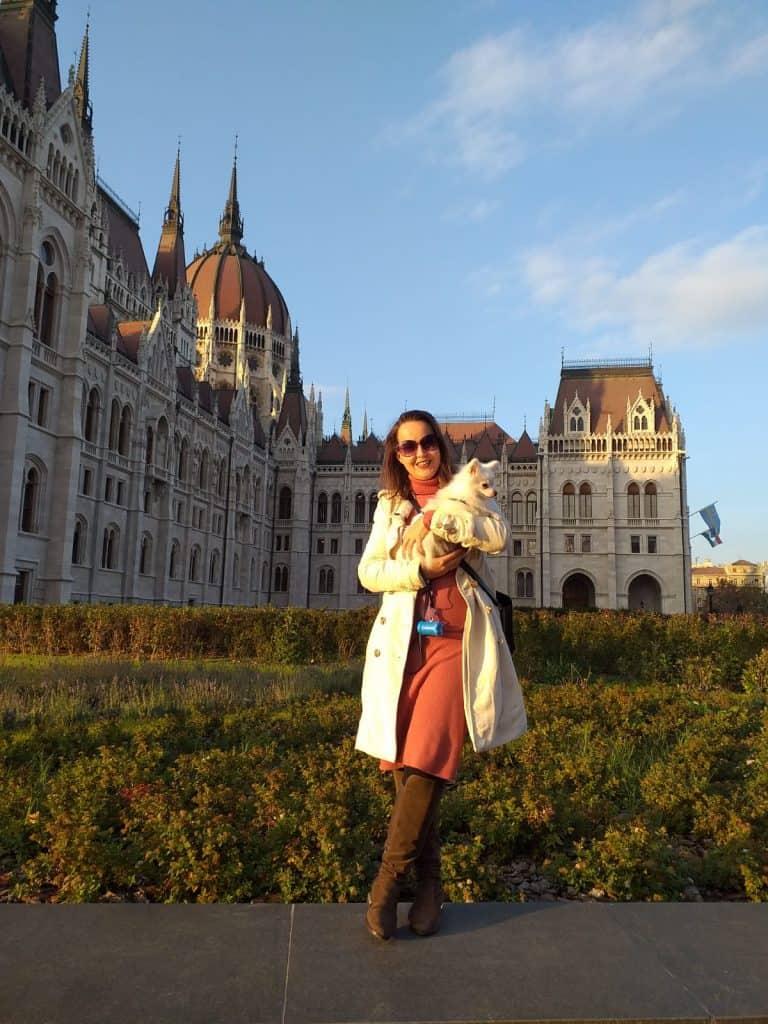 Stipendium Hungaricum Littieri Machado Lamb O Parlamento Hungaro e meu filho Bowie