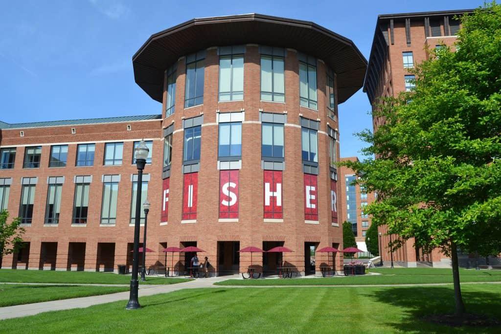 bolsa integral para MBA nos EUA Ohio Fisher Business College