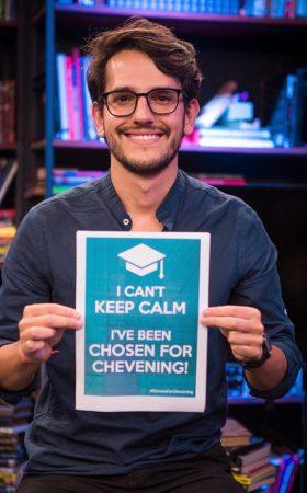 Chevening Brasil Adam entrevista dicas estudar no Reino Unido mestrado