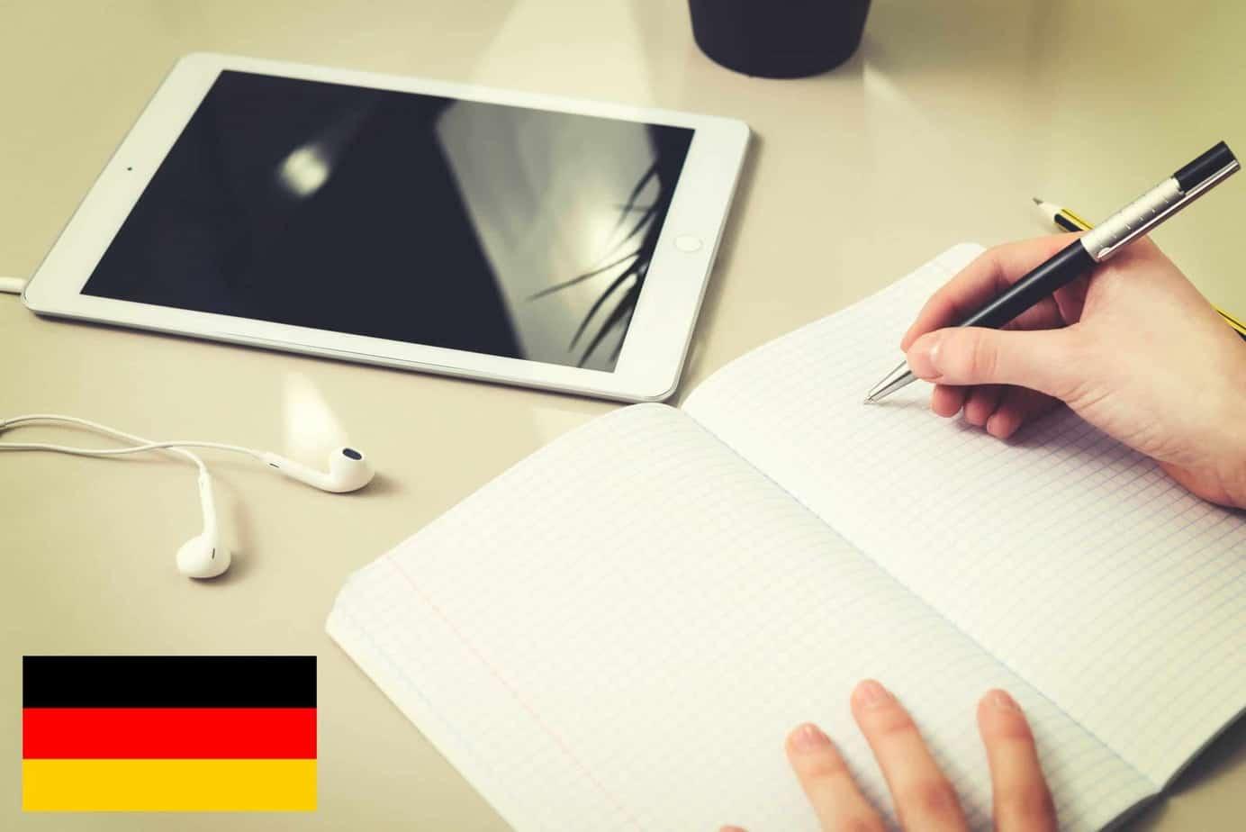 curso de alemão online grátis partiu intercambio
