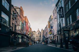 bolsa para doutorado na Irlanda Dublin