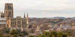 pós-graduação no Reino Unido Durham Santander