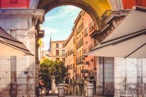bolsas para mestrado em Madri Espanha Universidade Complutense
