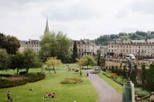Universidade de Bath Reino Unido mestrado dean's award