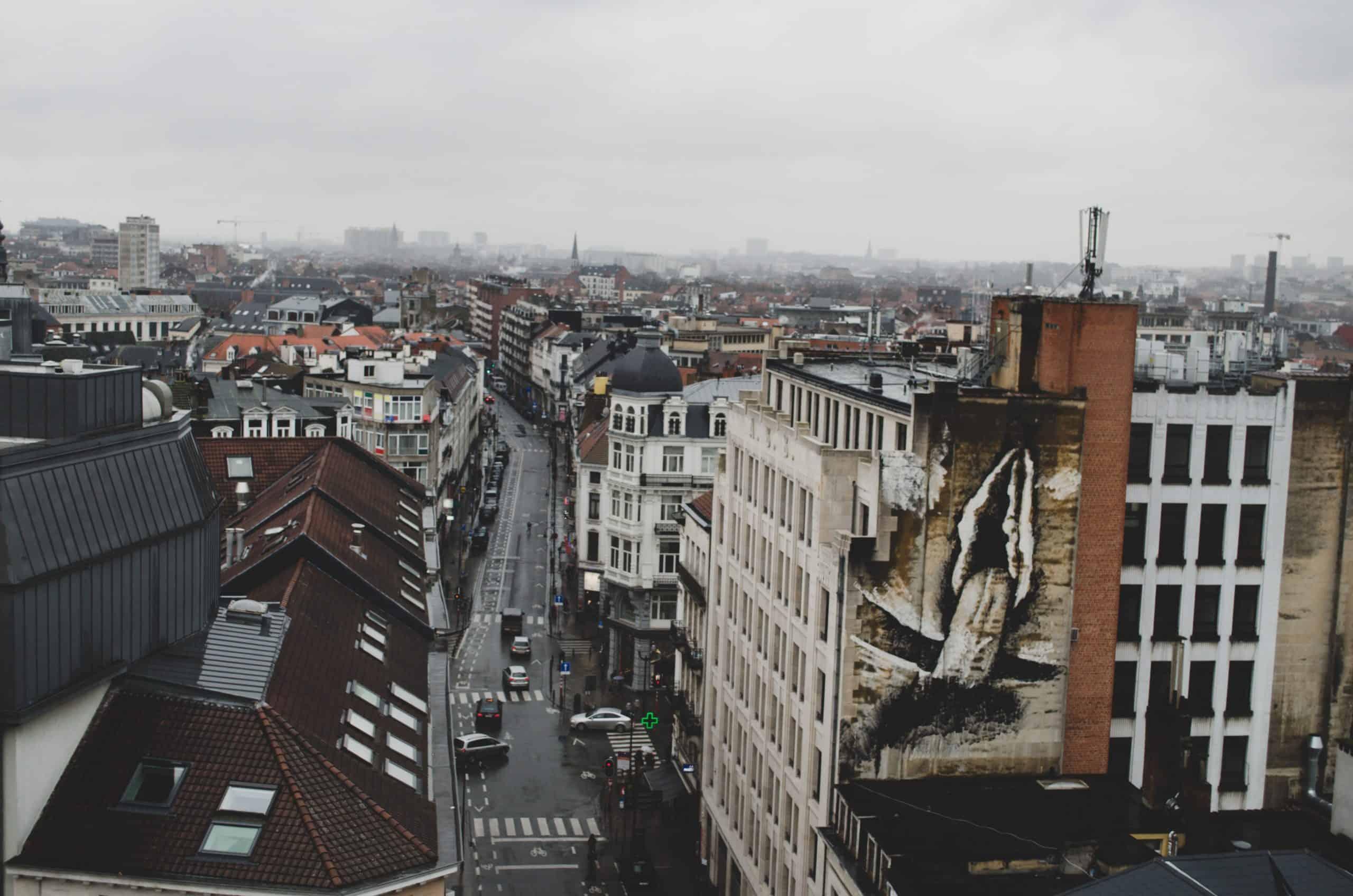bolsa para doutorado na Bélgica Bruxelas