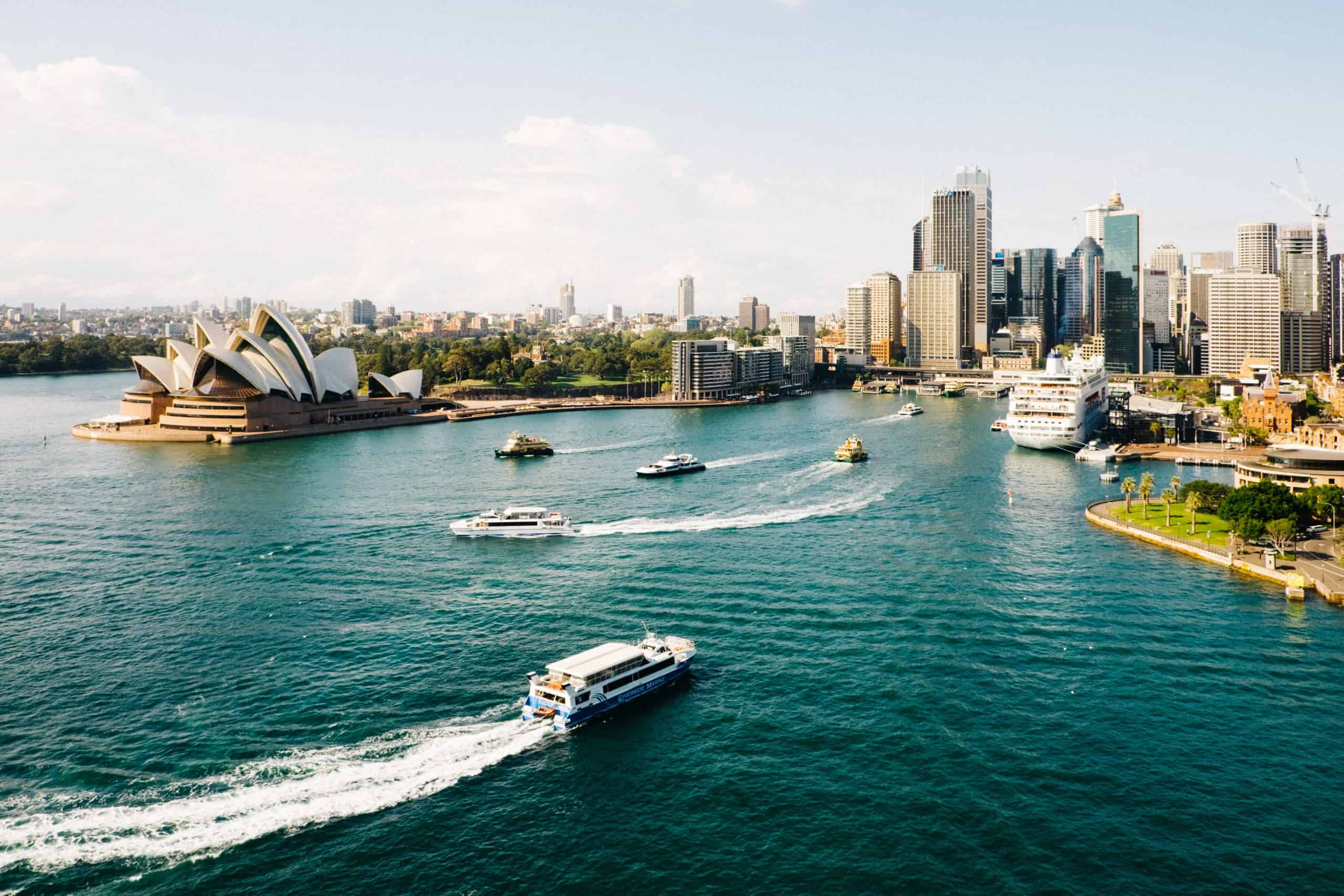 estudar em sydney austrália