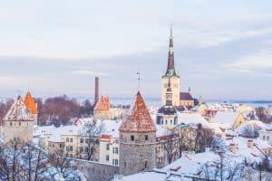 bolsas para mestrado e doutorado sanduíche na Estônia Dora Plus