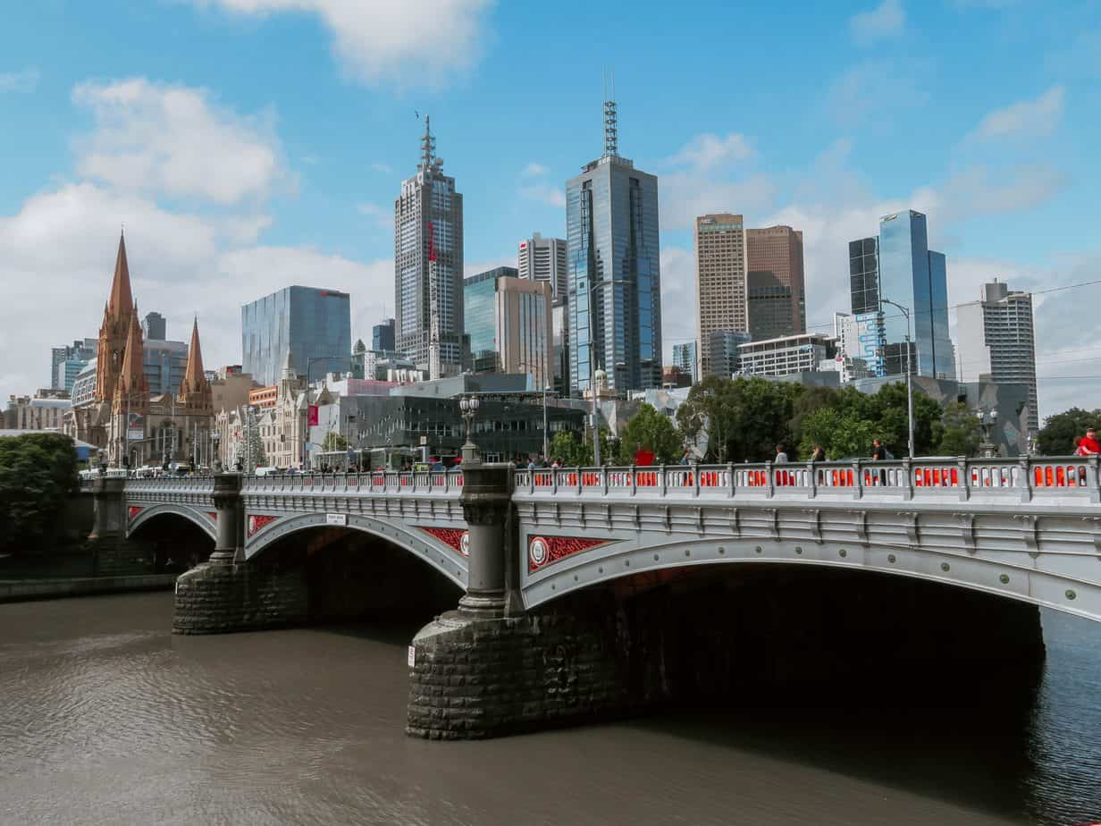Universidade de Melbourne Austrália
