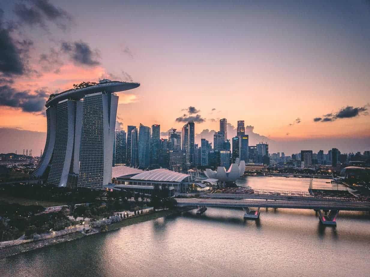 pós-graduação em Políticas Públicas Singapura