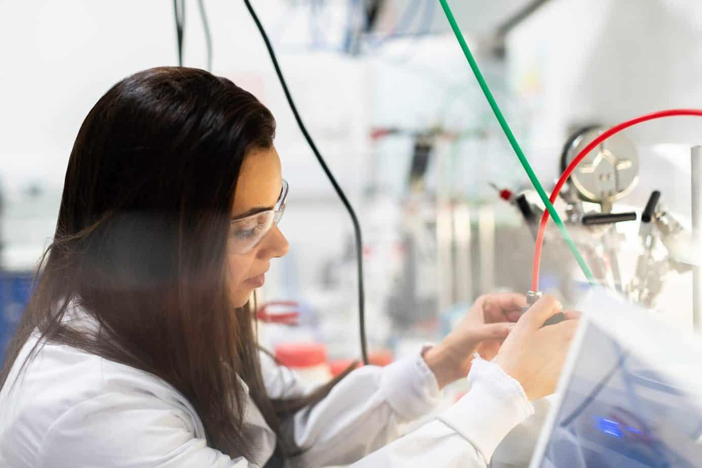 bolsas para mulhers na ciência