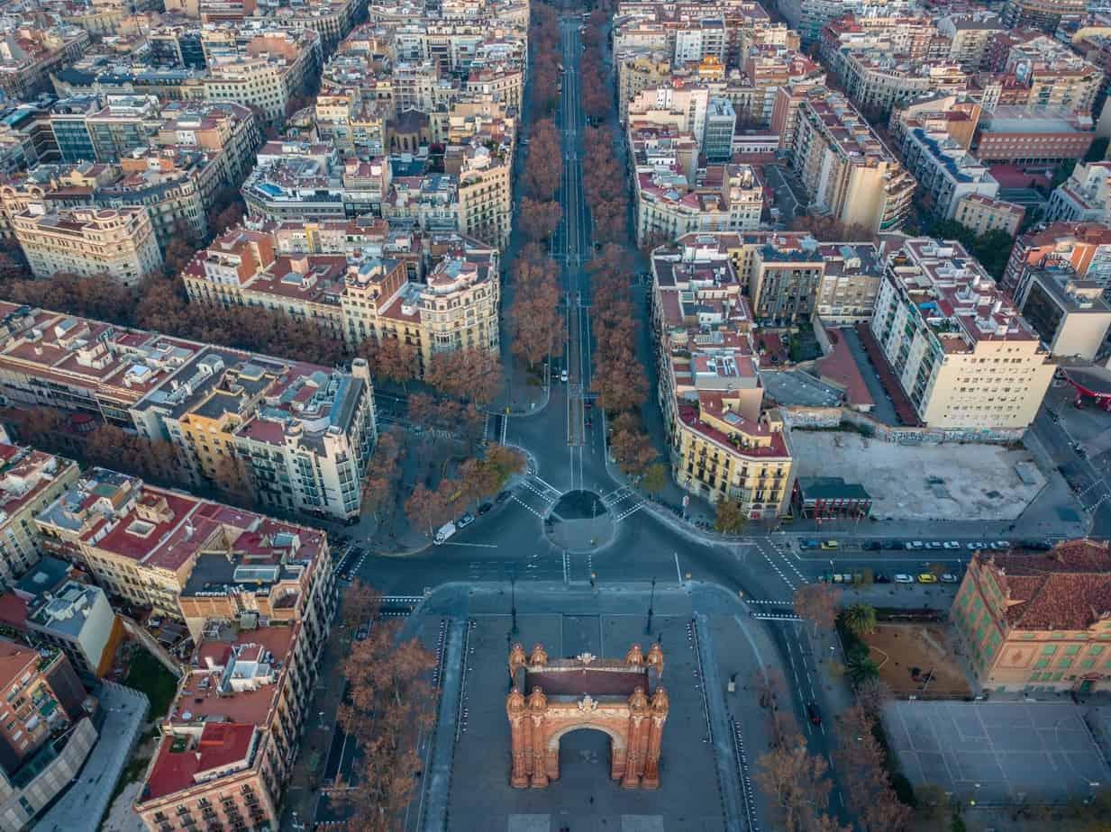 bolsas para pesquisa na europa barcelona espanha
