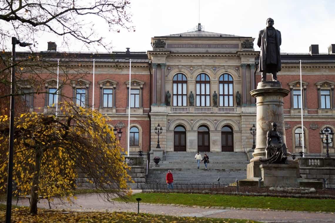 doutorado na suecia uppsala
