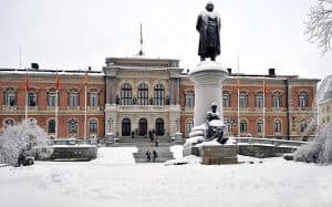 pos-doutorado na suecia uppsala